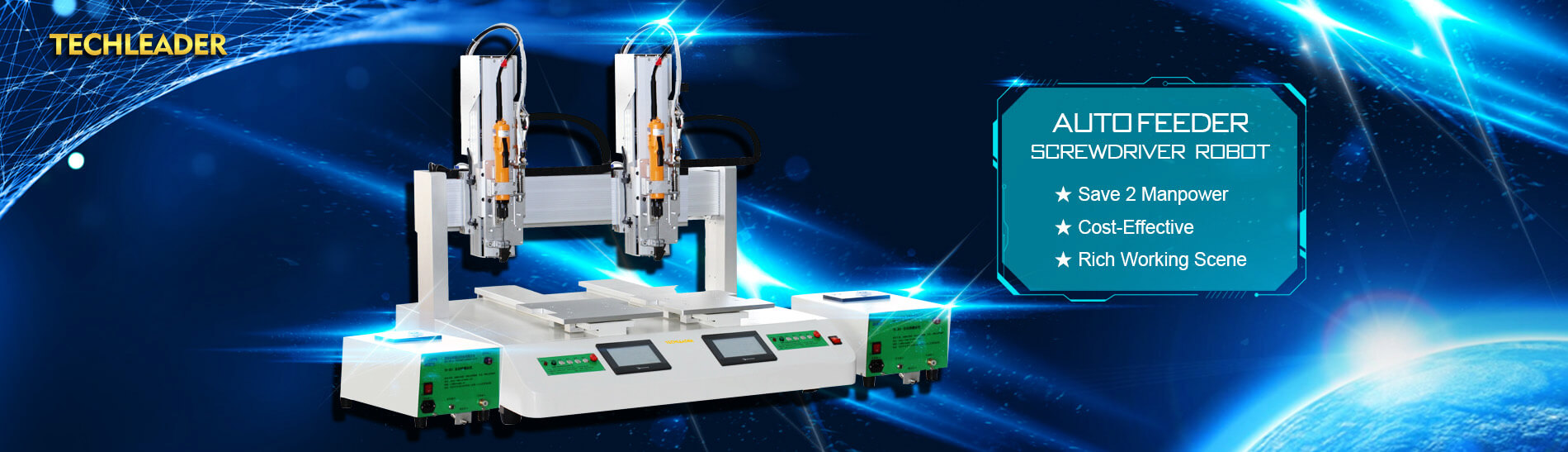 Huizhou Shengyang Industrial Co., Ltd Presents Automatic Screw Machines That Can Be Used In Today's Production Systems On The Assembly Line