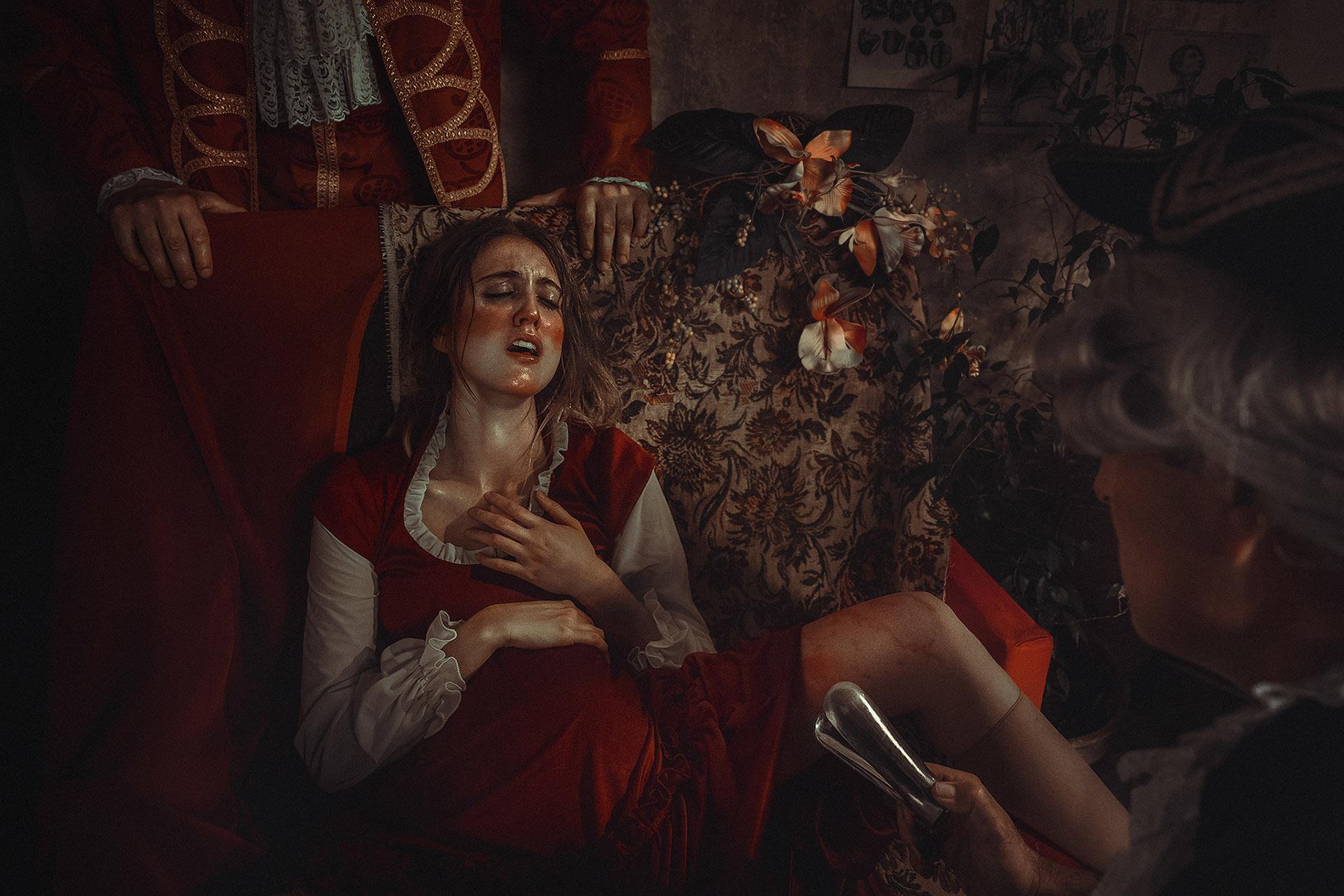 Странная история Мэри Тофт, которая родила крольчат / фото 03