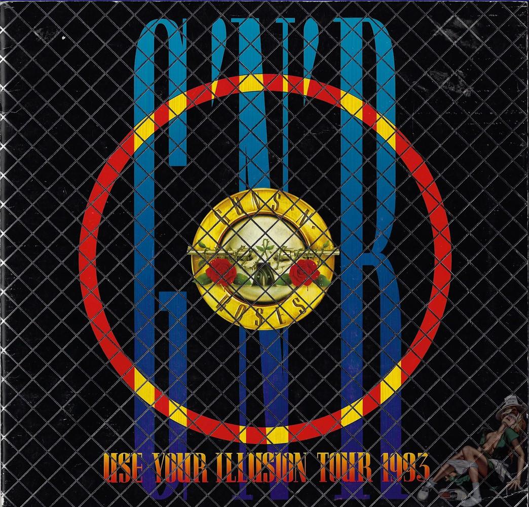 1993.MM.DD - Use Your Illusion Tour program YGM5Ee1R_o