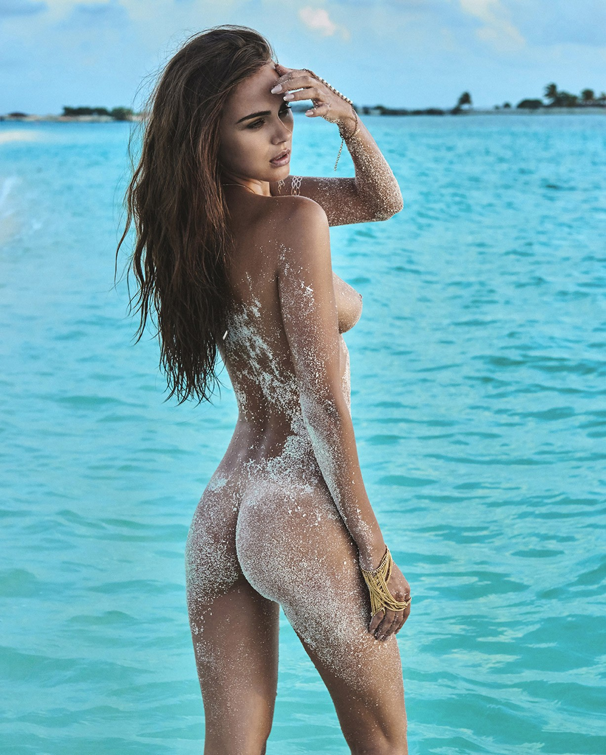Ксения Дели / Xenia Deli nude by Jacques Weyers
