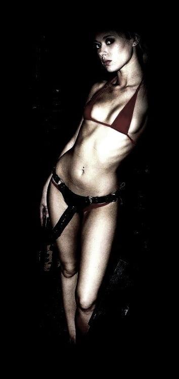 Femdom strapon mistress-3849
