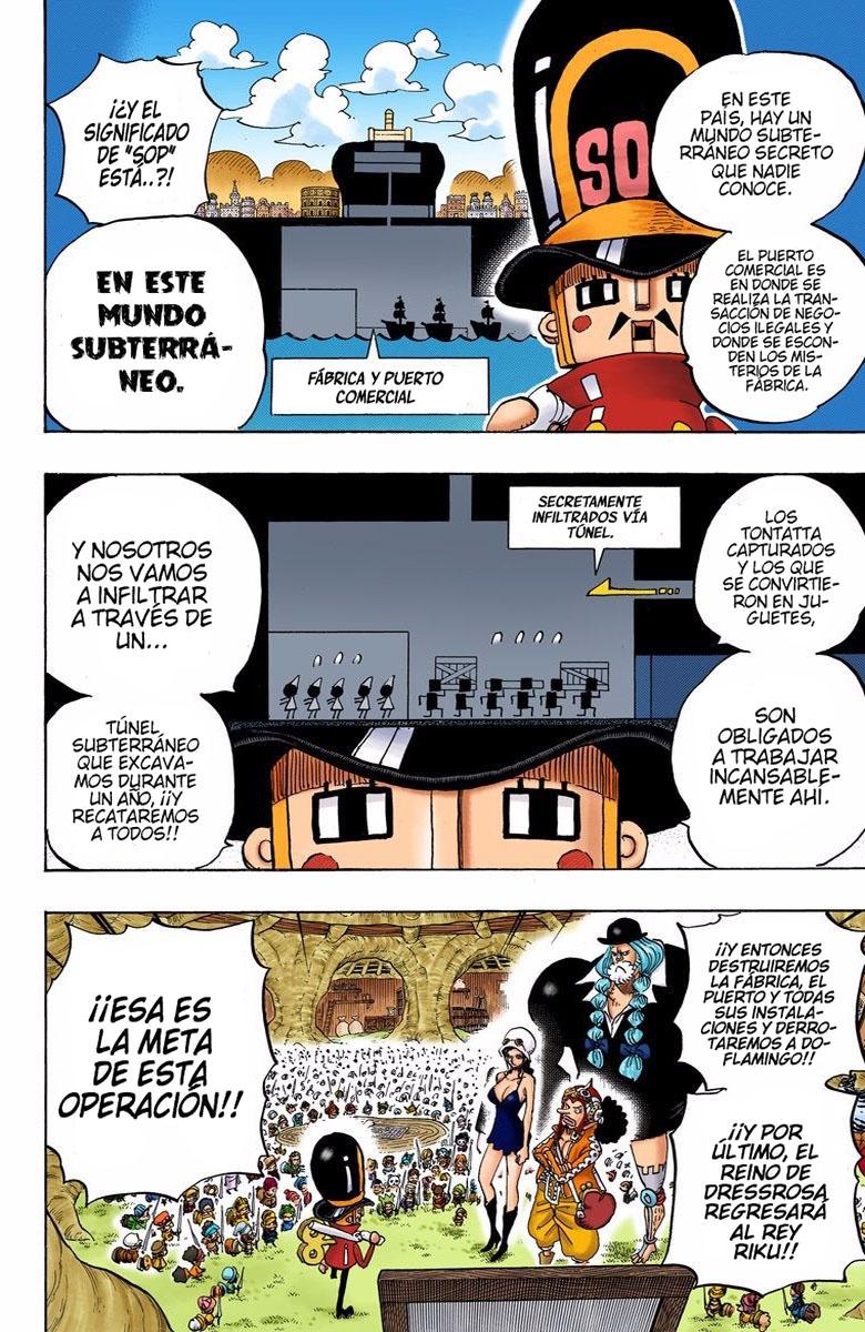 One Piece Manga 730-731 [Full Color] [Dressrosa] HZSXXuh8_o
