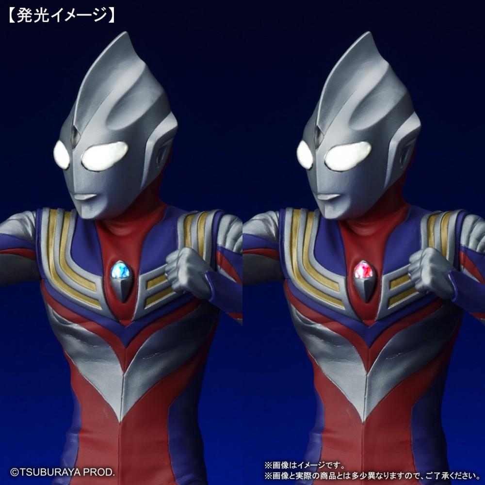 Ultraman - Ultra New Generation TDG (Tiga/Dyna/Gaia) Set (Tsuburaya Prod) G7N8W80D_o