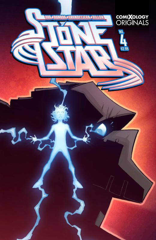 Stone Star #1-5 (2019) Complete