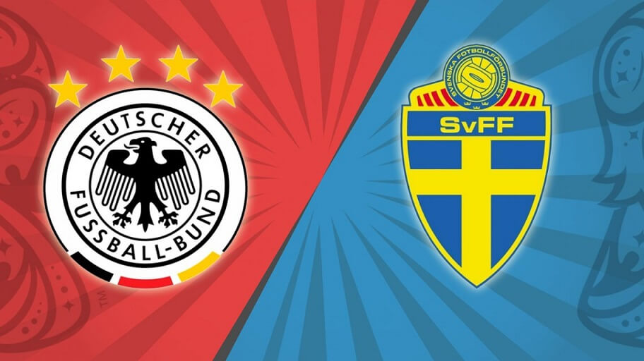 Descargar partido Alemania vs Suecia mundial 2018