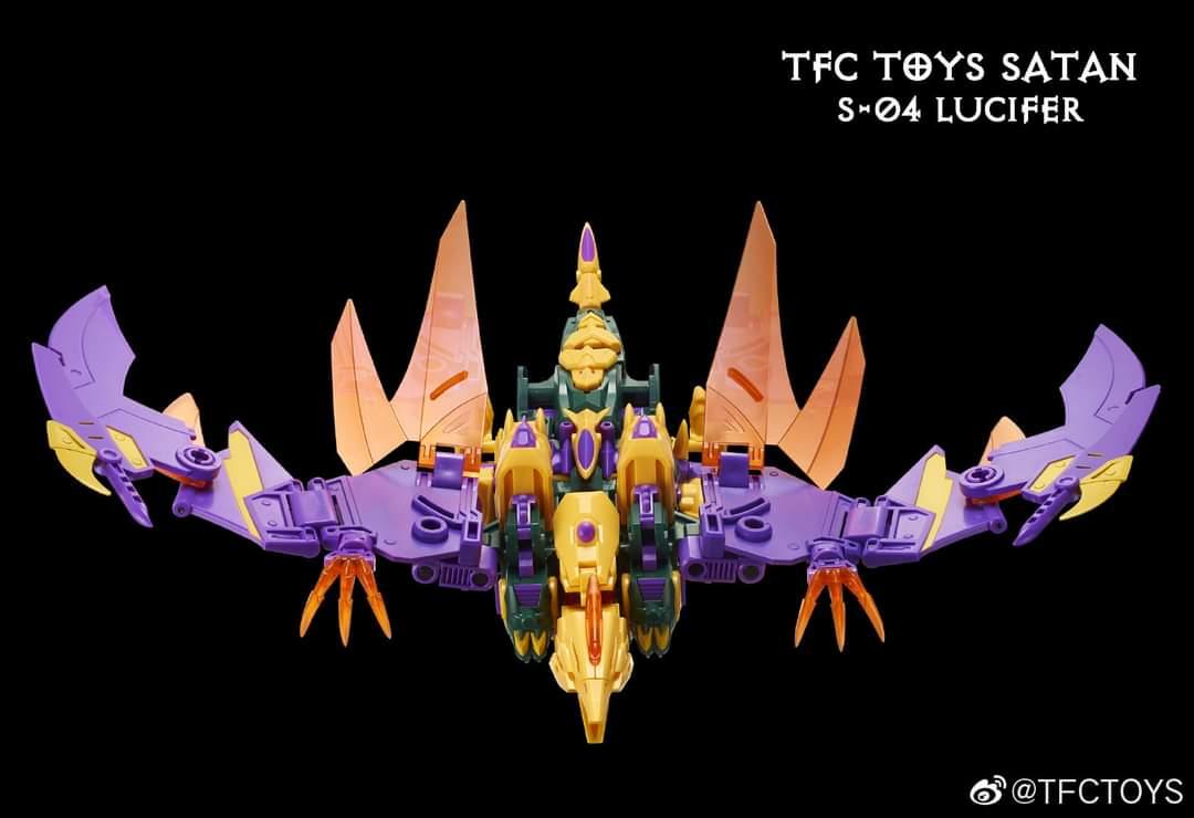 [TFC Toys] Produit Tiers - Jouet Satan (S-01 à S-05) - aka Abominus - Page 2 31PClkPY_o