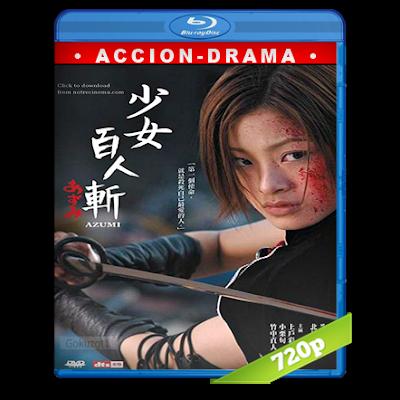 descargar Azumi HD720p Audio Dual Castellano-Japones 5.1 (2003) gartis