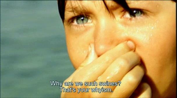 Expulsion from Paradise 2001