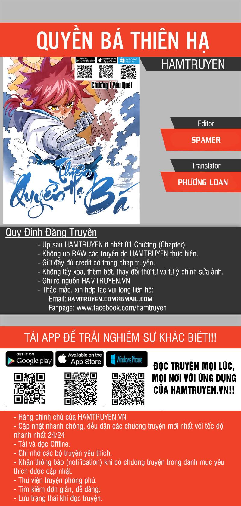 Quyền Bá Thiên Hạ Chapter 41