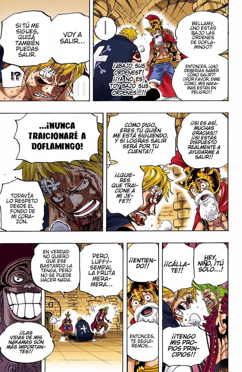 One Piece Manga 730-731 [Full Color] [Dressrosa] BBCdptWi_o