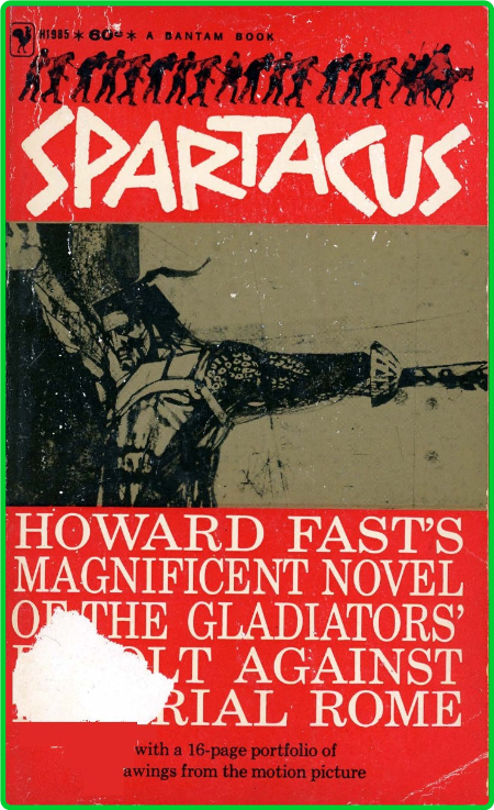 Sparticus  (1951) by Howard Fast