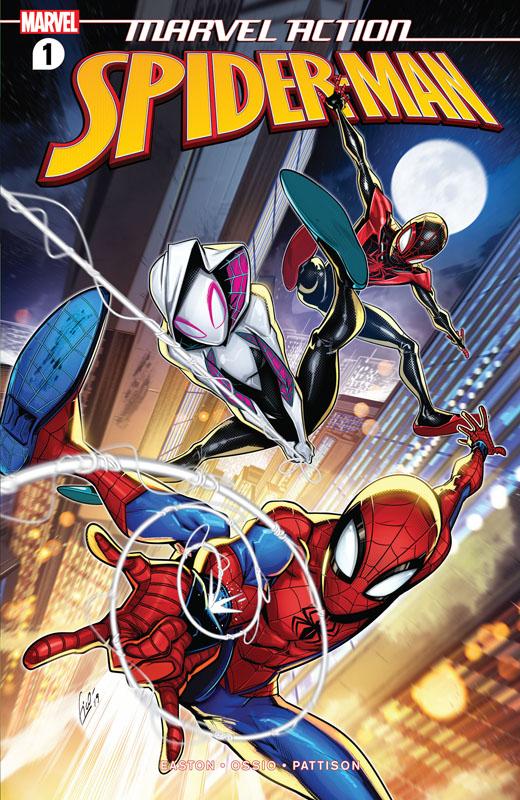 Marvel Action Spider-Man #1-3 (2020)