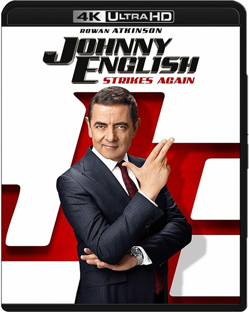 Johnny English: Nokaut / Johnny English Strikes Again (2018) MULTi.REMUX.2160p.UHD.Blu-ray.HDR.HEVC.DTS-X7.1-DENDA / LEKTOR i NAPISY PL