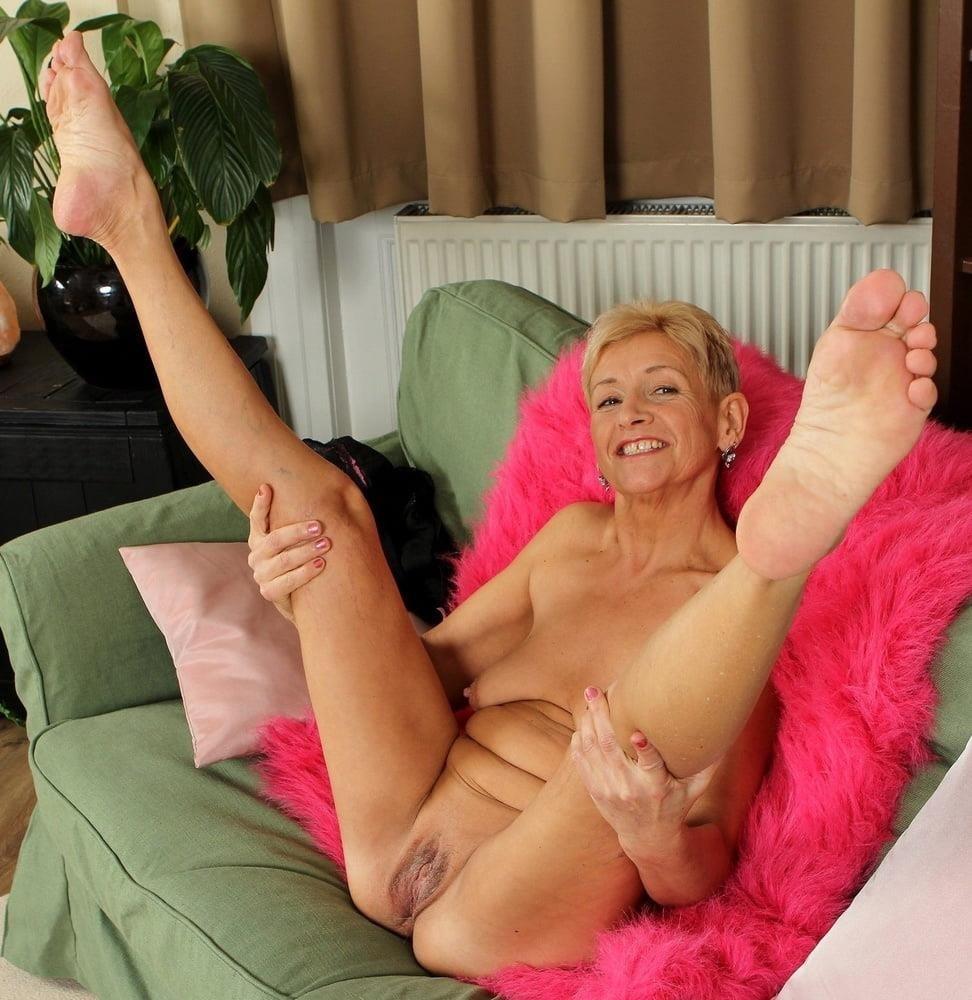 Granny foot femdom-6705