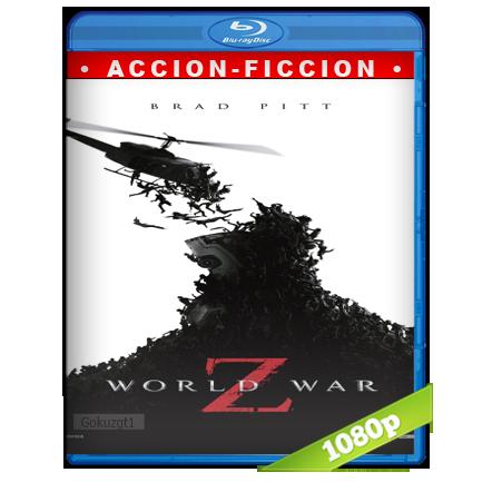Guerra Mundial Z [m1080p][Trial Lat/Cas/Ing][Ficcion](2013)