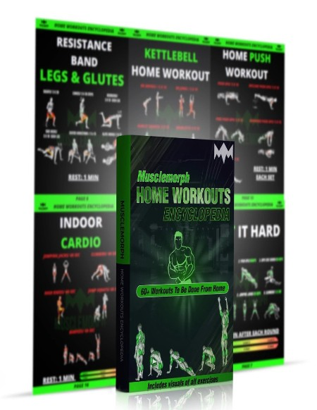 Home Workouts Encyclopaedia 60 Workout Programs To Stay Active From Home
