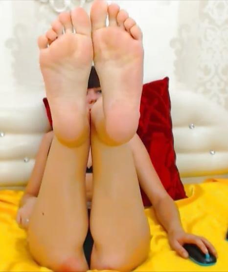 Webcam feet pornhub-5083