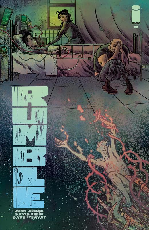 Rumble #1-14 (2017-2019)