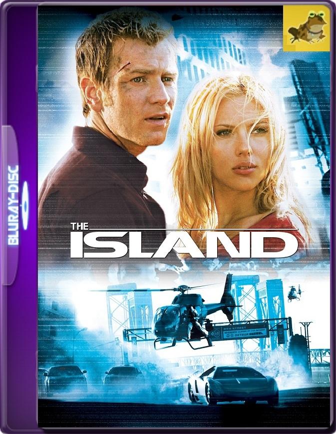 La Isla (2005) Brrip 1080p (60 FPS) Latino / Inglés