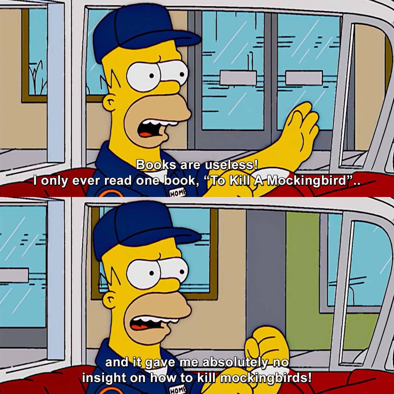 28 the simpsons funny captions memes quotes 26