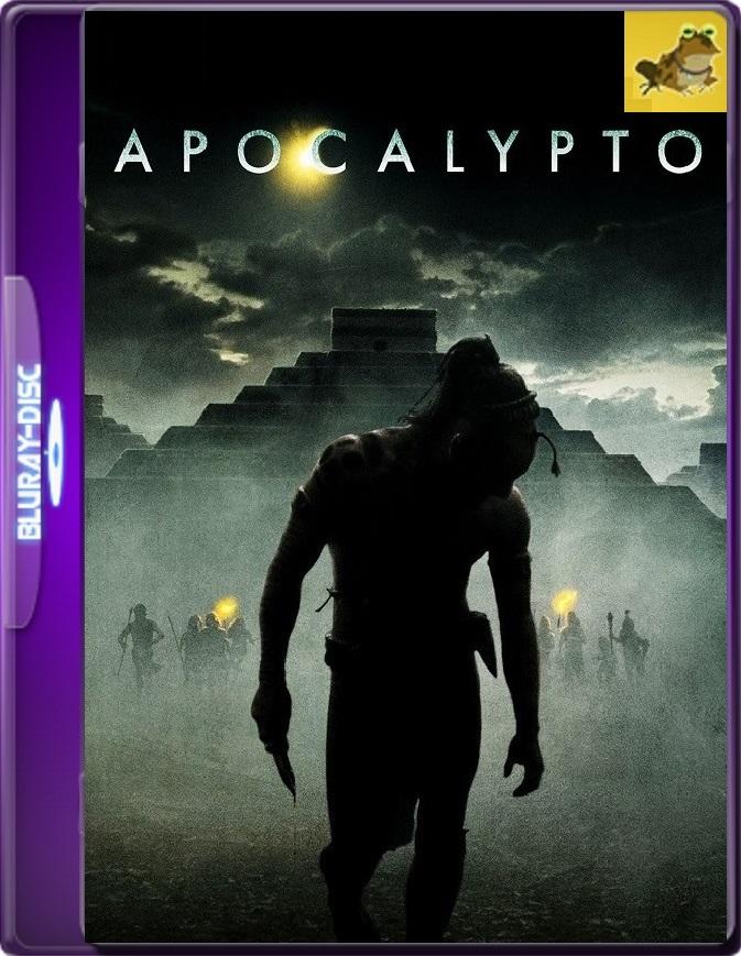 Apocalypto (2006) Brrip 1080p (60 FPS) Maya Subtitulado