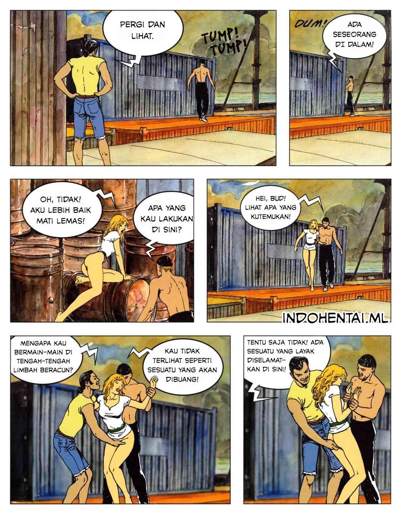 Komik Sex Milo Manara Kamasutra Bahasa Indonesia