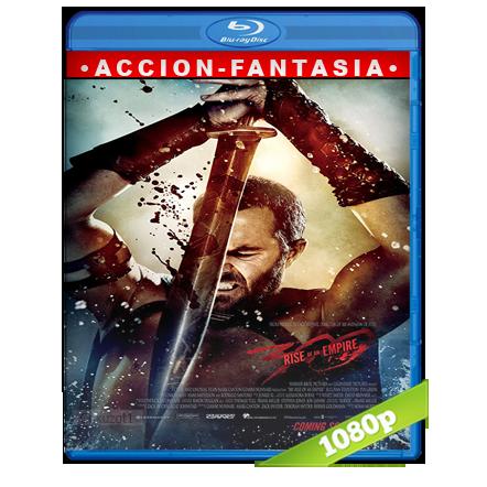 300 El Nacimiento De Un Imperio 1080p Lat-Cast-Ing[Acción-Belico](2014)