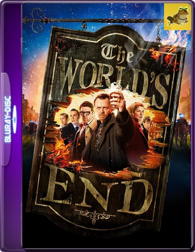 Una Noche En El Fin Del Mundo (2013) Brrip 1080p (60 FPS) Latino / Inglés