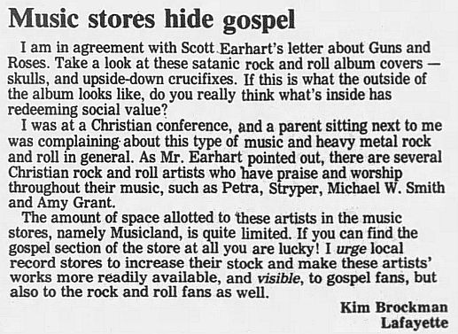 1989.02.21/04.10 - Journal and Courier (Lafayette, IN.) - Readers' letters/Debate on GN'R CtgFNTcW_o