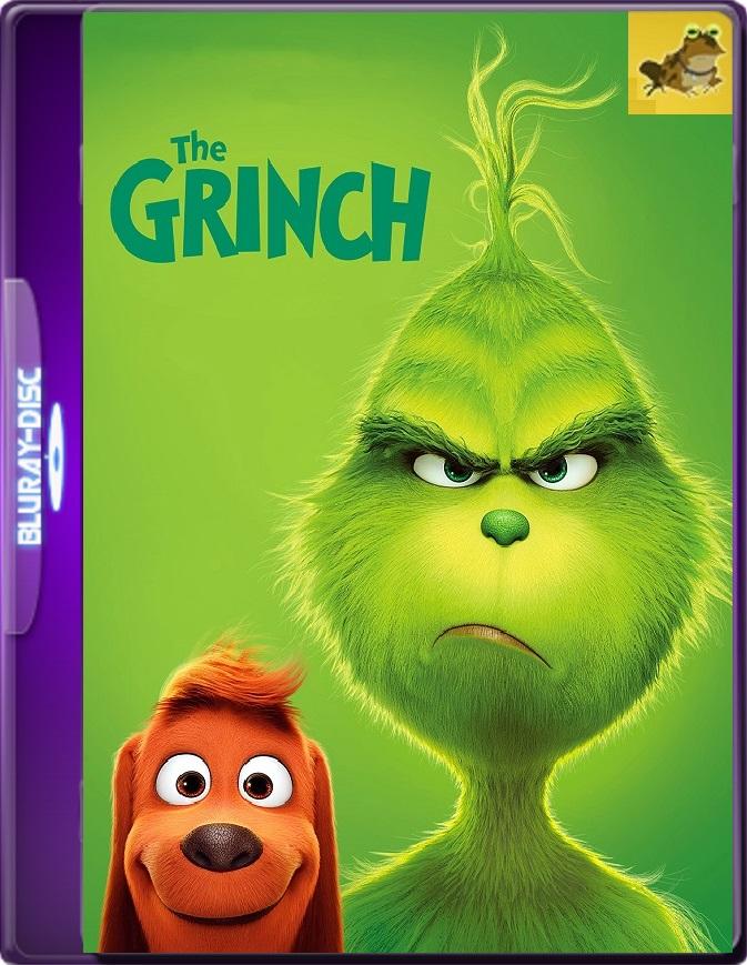 El Grinch (2018) Brrip 1080p (60 FPS) Latino