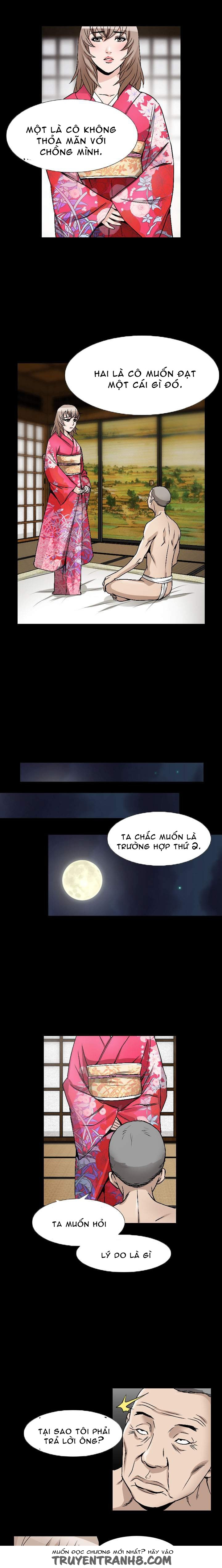 The Taste Of The Hand Chapter 71 - Trang 16