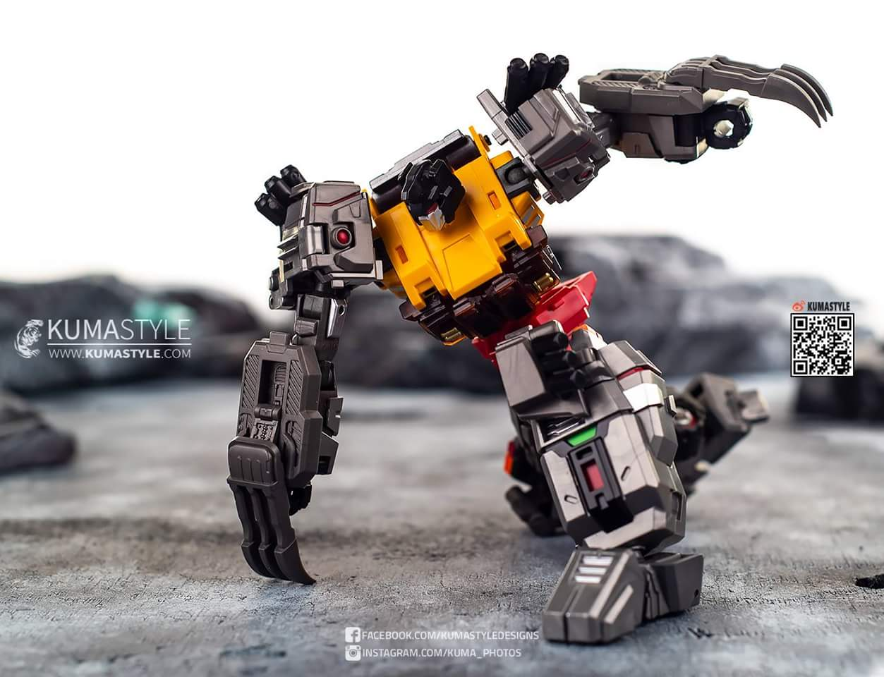 [FansProject] Produit Tiers - Jouets LER (Lost Exo Realm) - aka Dinobots - Page 3 U9nsB3DH_o