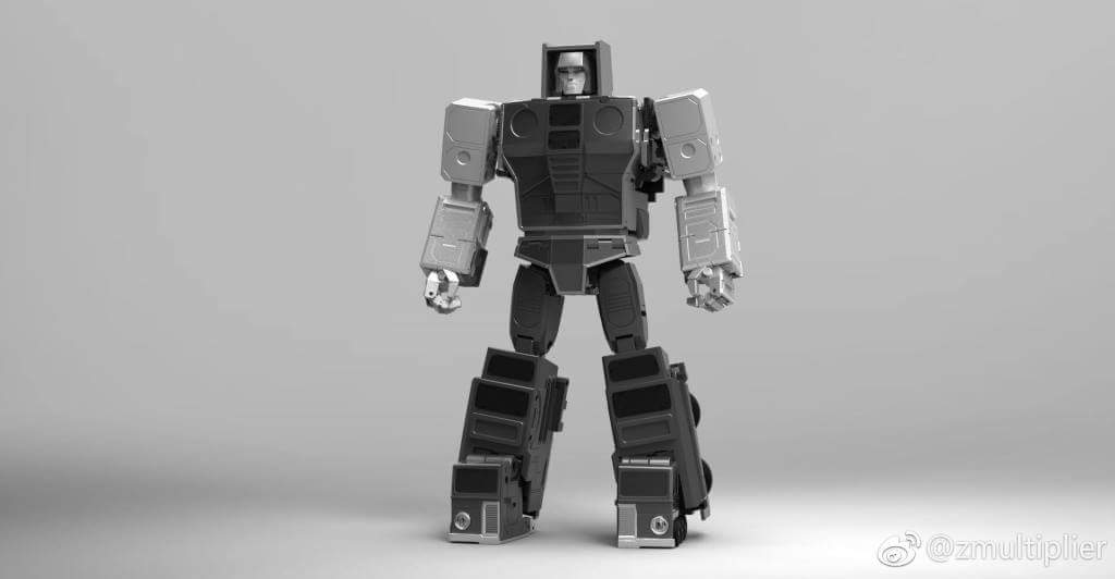 [X-Transbots] Produit Tiers - Jouets Berserkars forme Monolith (MX-XIII à MX-VII) - aka Stunticons forme Menasor/Menaseur - Page 3 65Lct5GH_o