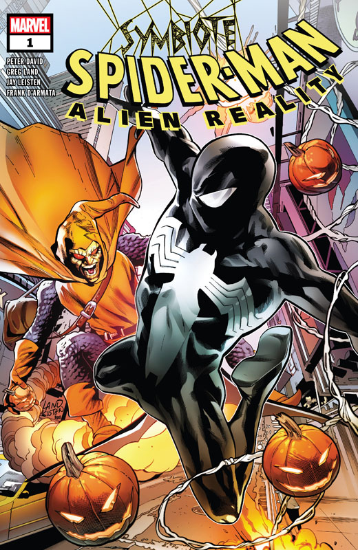 Symbiote Spider-Man - Alien Reality #1-4 (2020)