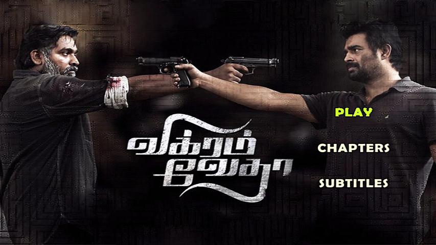 Download Vikram Vedha_Lotus Untouched DVD5_DD 5 1_E~Sub Torrent
