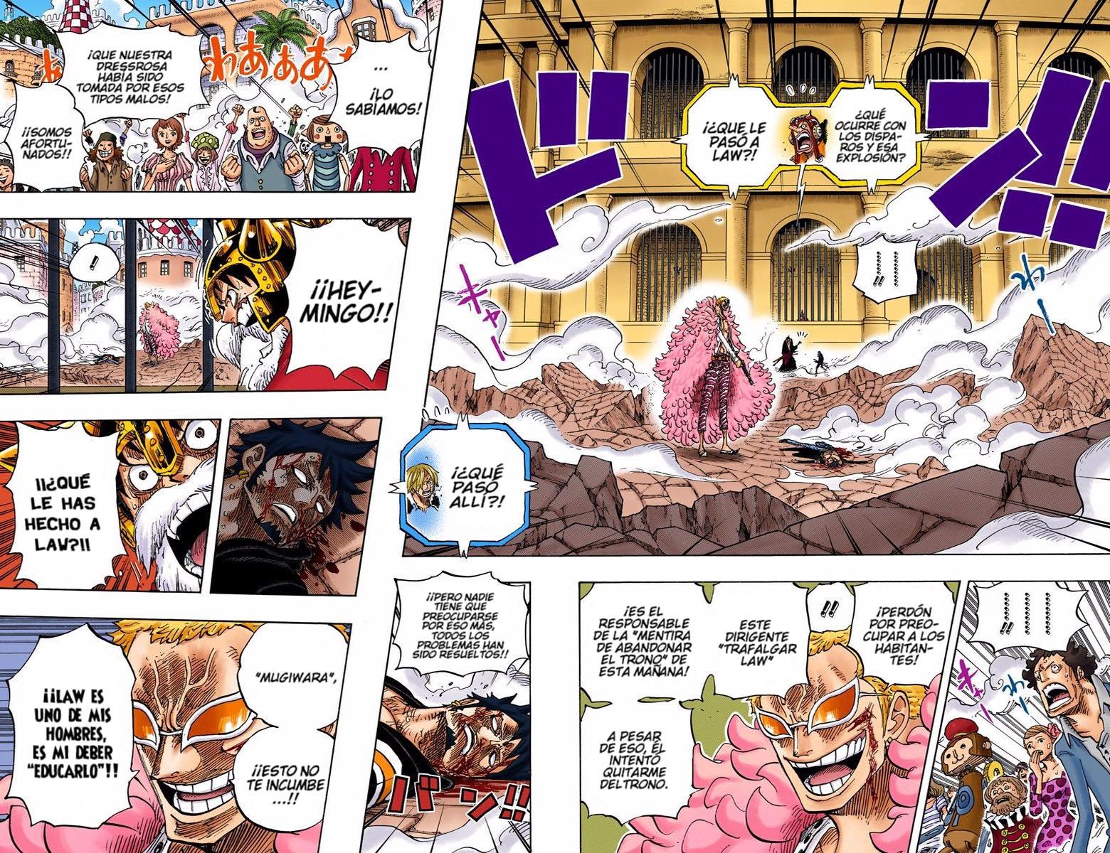 One Piece Manga 730-731 [Full Color] [Dressrosa] 1vivNQb3_o