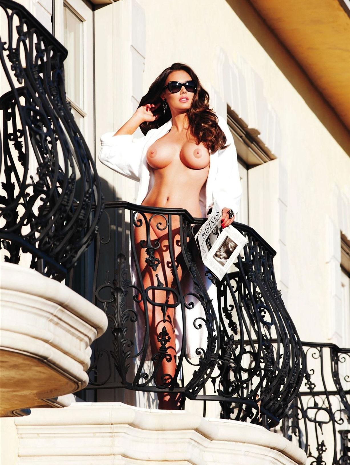 подборка фотографий сексуальных голых девушек - Tamara Ecclestone