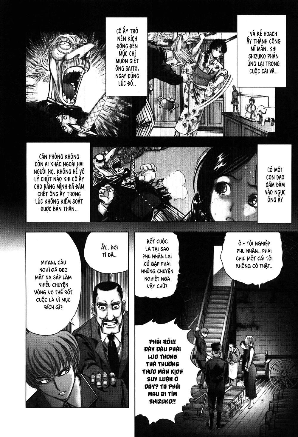 Dị Nhân Quán Chapter 58 - Trang 21