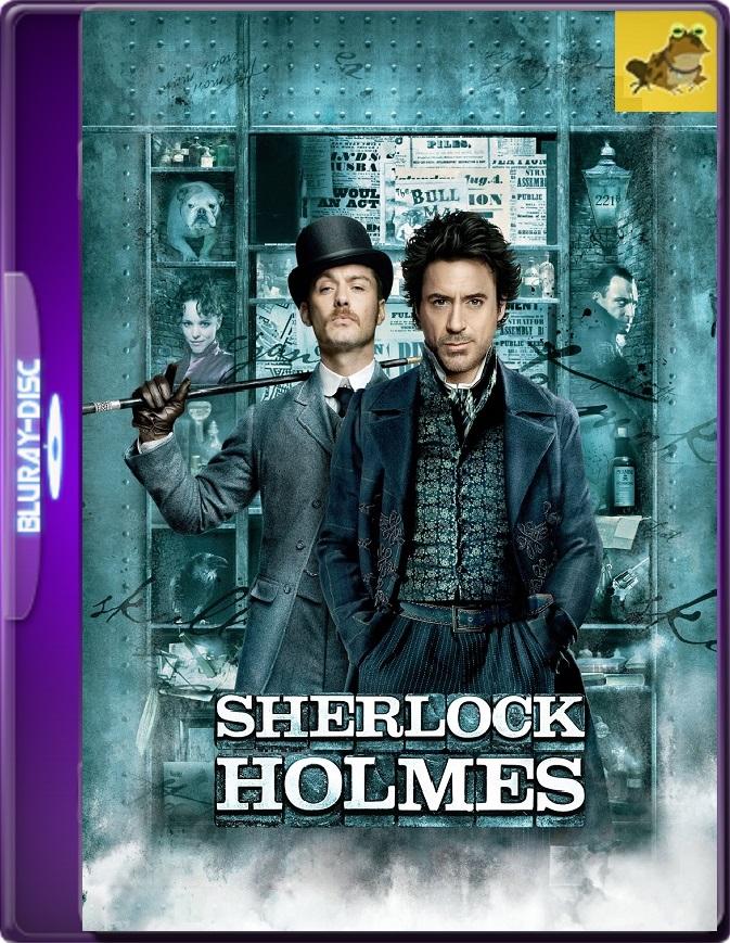 Sherlock Holmes (2009) Brrip 1080p (60 FPS) Latino / Inglés