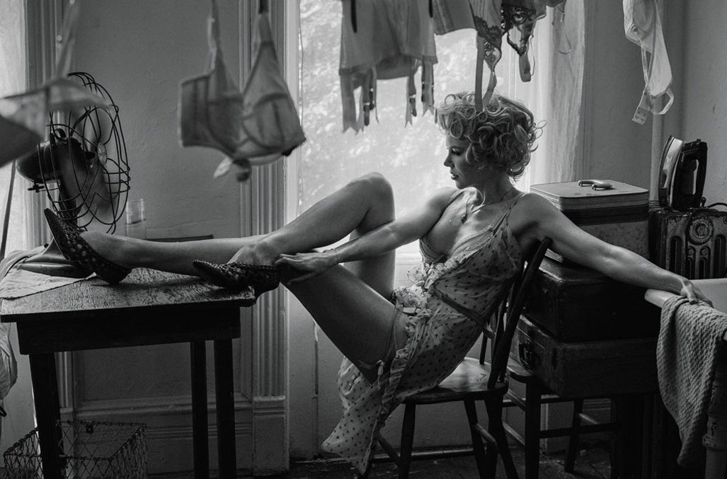 Nicole Kidman by Fabien Baron / Interview Magazine october 2015
