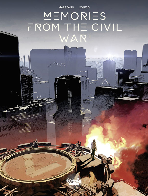 Memories from the Civil War 001-003 (2019-2020)