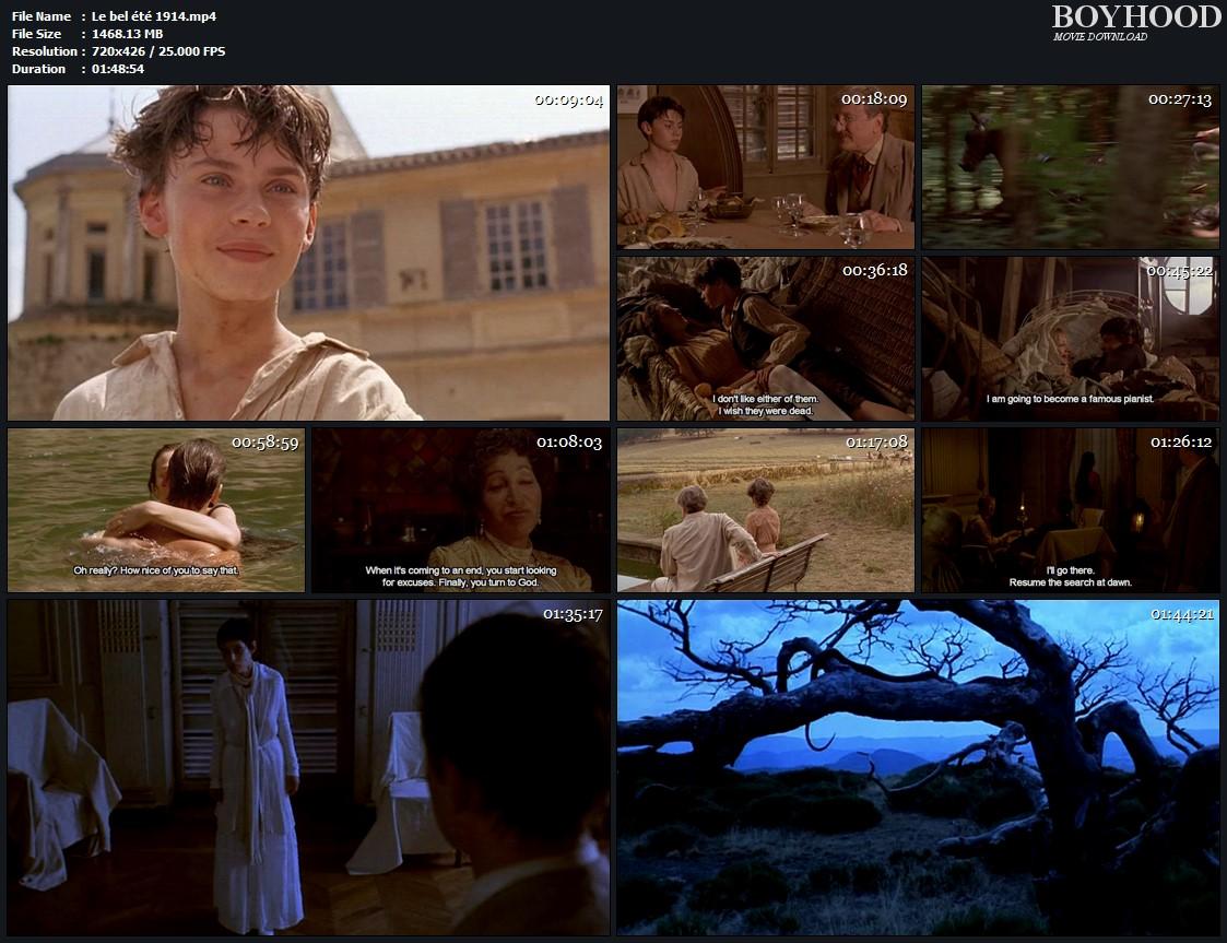 Le bel été 1914 (1996)