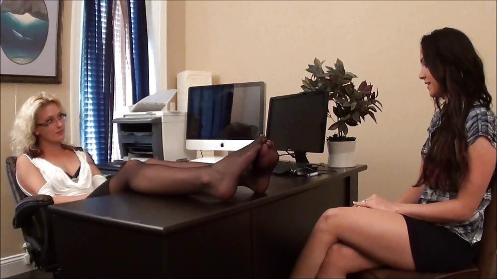 Teen lesbians foot fetish-4450