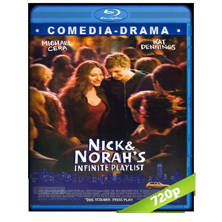 Nick Y Norah Una Noche De Musica Y Amor 720p Lat-Cast-Ing 5.1 (2008)