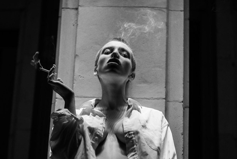 Kester nude by Helena Bromboszcz - Lions Magazine