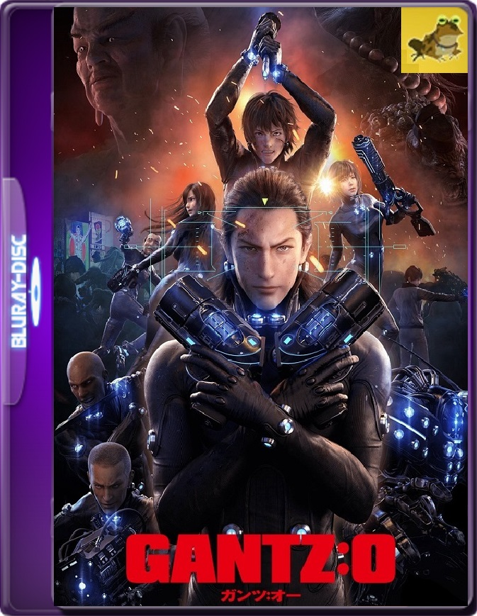 Gantz: O (2016) Brrip 1080p (60 FPS) Latino / Japonés