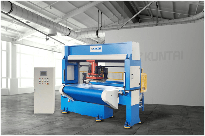Kuntai Machinery Manufactures and Exports Superior Cutting Machines and Laminating Machines To help Clients To Produce Quality Products