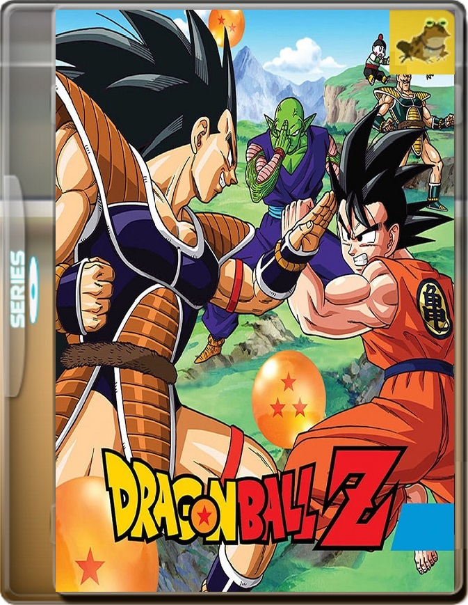 Dragon Ball Z (1989-2003) Brrip 1080p (60 FPS) Latino / Japonés