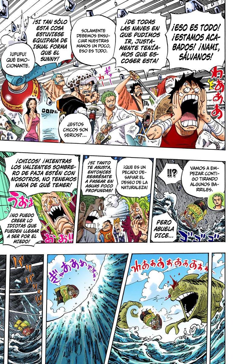 One Piece Manga 801-802 [Full Color] [Dressrosa] 6qpbplhf_o