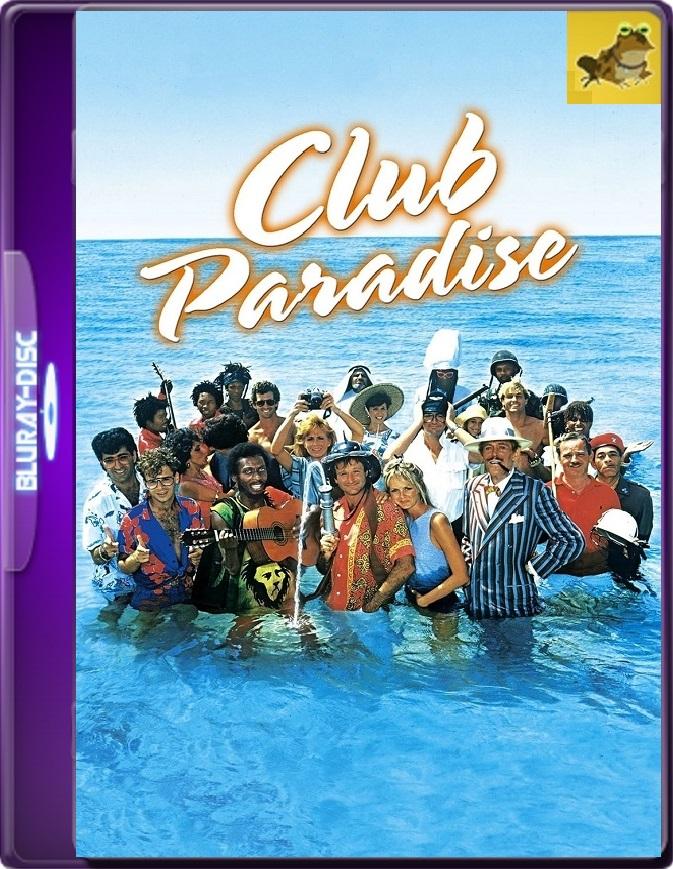 Club Paradise (1986) Brrip 1080p (60 FPS) Inglés Subtitulado